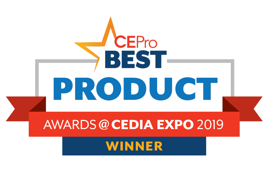 Maestro win Cedia Expo 2019 Best Product Award