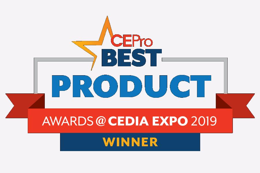 Maestro win Cedia Expo 2019 Best Product Award